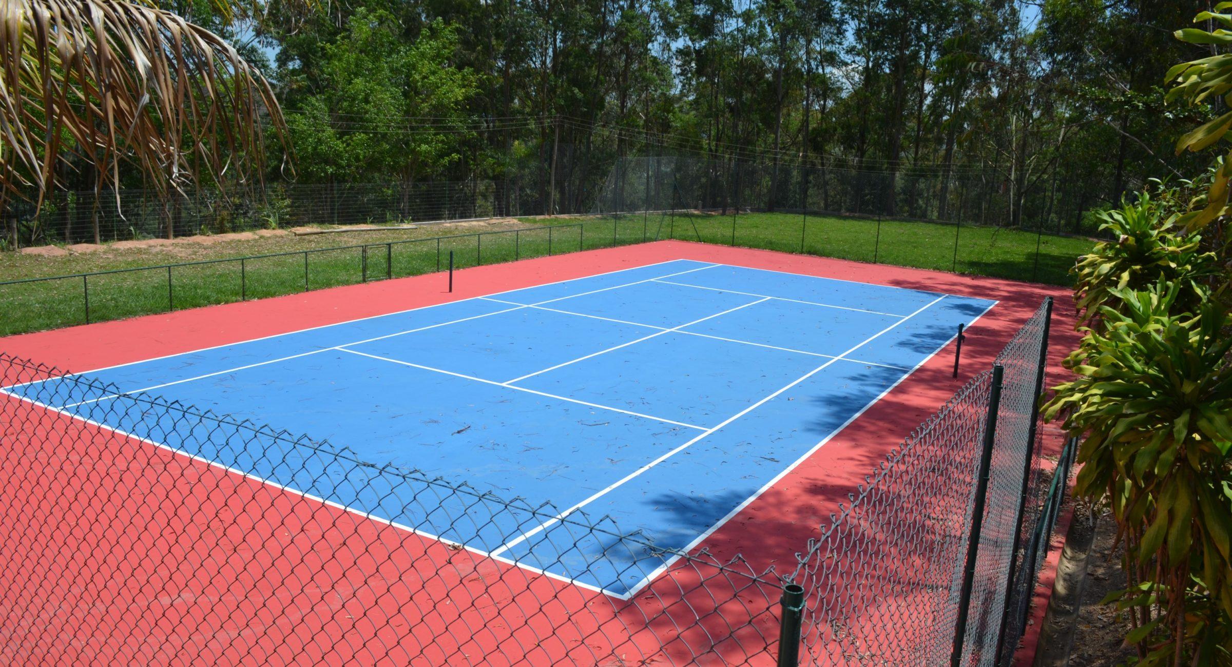 Quadra de tênis